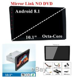 1 Din 10.1 Android 8.1 Stereo Radio 2+16 GB WIFI GPS Octa Core Mirror Link OBD