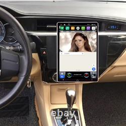 10.1in 1 Din Android 9.0 4+64GB GPS SAT NAV Car Stereo Radio BT Wifi MP5 Player