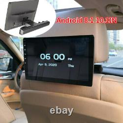10.1in 1080P Car Rear Seat Screen Headrest Monitor Android 8.1 MP5 Player Wifi