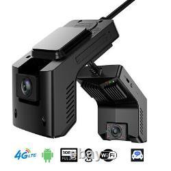 1080P Dual Camera Car Dash Cam Recorder Night Vision G-Sensor DVR Wifi GPS 4G