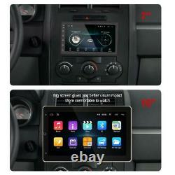 10in 1Din Android9.1 Car MP5 Player Rotatable Touch Screen Stereo Radio GPS WIFI