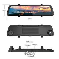 11.66 Android 8.1 2 32G Car Rear View Mirror Dash Camera DVR GPS ADAS WIFI 4G