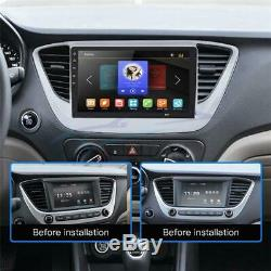 1DIN Rotatable 9 4G Full Netcom Android 9.1 Quad-core 2GB+32GB Car Stereo Radio