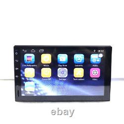 2 DIN Car Android 7.1 GPS BT WiFi Mirror Link OBD DVR 2+32G Stereo Audio Player