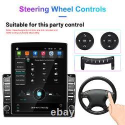 2 Din 9.7 Android 9.1 Car Stereo Radio FM Bluetooth Mirror Link GPS Navi WIFI