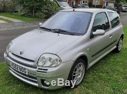 2001 Renault Clio 2.0 Sport ph1 172