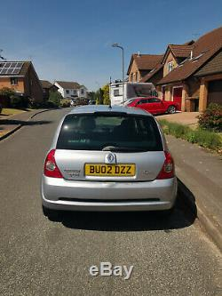 2002 Renault Clio Sport 2.0 172 like 182 Cup Trophy