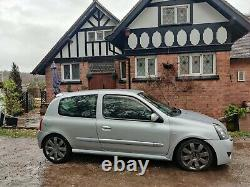 2004 Renault Clio 172 Sport 2.0 16V 105k Miles Track Car Project Car modified