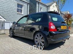 2005 Renault Clio Sport 182