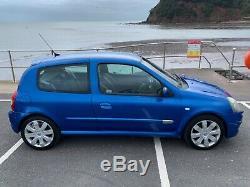 2005 Renault Sport Clio 182