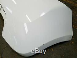 2006-2012 Mk3 Renault Clio Sport Rs 200 Rear Back Bumper Glacier White 369