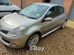 2008 08 Renault Clio Sport 197 Runs/drives Spares Or Repair Non Runner
