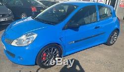 2008 Clio Renault Sport 197 Cup Vvt Factory Upgrade Recaro Seats