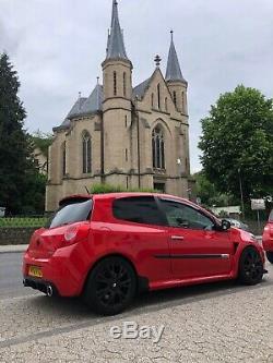 2012 Renault sport Clio 200