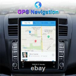 2Din 9.7in Android 9.1 Car Stereo Radio WIFI FM MP5 Player GPS Navigation+Camera