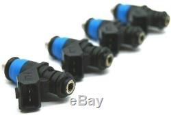 4x RENAULT MEGANE 225 R26 SPORT DEKA 60lb 630cc FUEL INJECTORS FI114962 107962