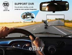 7''Android 8.0 4G WiFi Double 2DIN Car Radio Stereo Multimedia GPS Navi BT DAB+