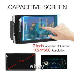 7inch 2DIN touch screen 1G 16G audio stereo Android 8.1 Car mp5 player bluetooth
