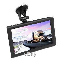 9''4K HD Car GPS Navigation Europe Maps DVR Dash Cam Vedio Night Vision Android