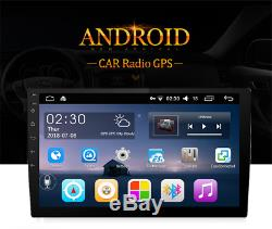 9 Android 6.0 Double 2Din Car Stereo Radio MP5 Player GPS Wifi 4G No DVD 2+32G