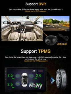 9 Single Din Android 8.1 Quad-core RAM 2GB ROM 32GB Car Stereo Radio GPS Wifi