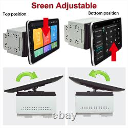 9in 2Din Android 8.1 1+16GB 4-Core GPS Bluetooth Car Stereo MP5 Player FM Radio