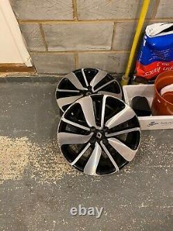 Alloy Wheel Set (4 of) 17 Renault Clio Sport RS Mk4 13-19