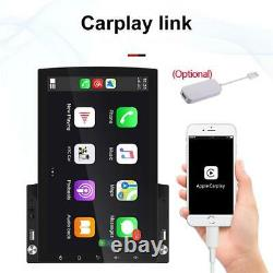 Android 10.0 2Din 9.7in Vertical Screen Car Stereo Radio GPS Navi Player WIFI FM