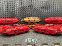 Brembo 4 Pot Front Calipers Renault Clio 197 200 Megane 225 Rs Sport