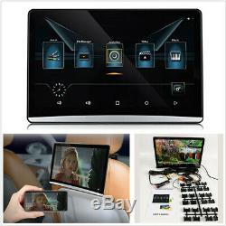 Car 12.5 HD 1080P Touch Screen Android 6.0 Wifi 3G/4G BT HDMI Headrest Monitor