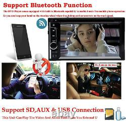Car DVD CD Player Radio Stereo Bluetooth & Camera For BMW 1 2 3 4 5 6 7 8 Series