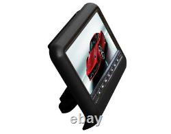 Car DVD LCD Headrest USB SD HDMI-compatible Monitor Player Games Remote Control