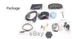 Car Dash Race Display Gauge SENSOR KIT Dashboard LCD Screen 9000rpm Rally Gauge