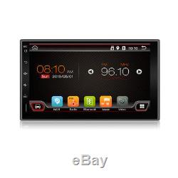 Car Stereo GPS Quad Core 7 Tablet Double 2-DIN Radio 3G/4G GPS WiFi Android 7.1