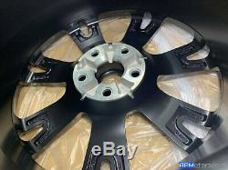 Clio 3 Cup Racer 8J Speedline Wheels Black 17x8 Sport 197/ 200 RS Renault