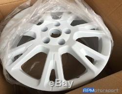 Clio 3 Cup Racer 8J Speedline Wheels Rims White 17x8 Sport 197/ 200 RS Renault