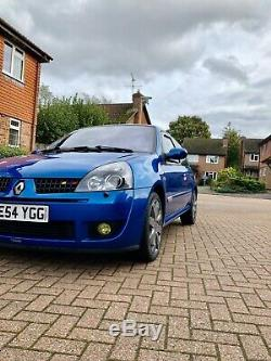 Clio Sport 182 Blue