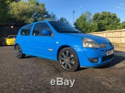 Clio Sport 182 Ff Cup Racing Blue