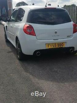 Clio Sport 2009 2.0 (197 BHP)