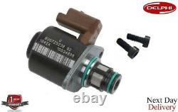 Delphi Fuel Pump Inlet Metering Pressure Regulator Suction Control Valve 9109903