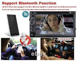 Double DIN Car Radio DVD Player Stereo Bluetooth Digital for Ford Transit Galaxy