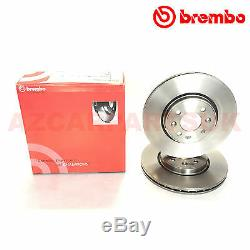 For Renault Clio 2.0 Sport 16v 172 182 Front Brembo Brake Discs And Pads 280mm