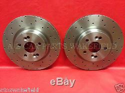 For Renaultsport Clio Sport RS 2.0 16v mk3 197 200 front brembo brake discs pads