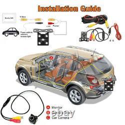 For Vauxhall Opel Vivaro Astra Double 2Din Car Stereo DVD Radio Mirror-GPS & Cam