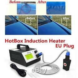 Free EU Plug Induction Heater Paintless Dent Repair Tools Auto Repair Dent