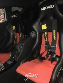 GENUINE RECARO Pole Position seat Clio RS Megane III 3 IV 4 Renault Sport New