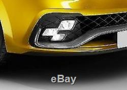 Genuine Pair Renault Clio Sport RS Signature Light LED DRL Daytime Running Lamps