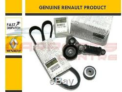 Genuine Renault 2.0 Sport Clio 172 182 Auxiliary Drive Fan Belt Tensioner Kit
