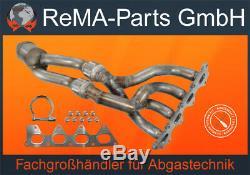 KAT RENAULT CLIO 3 III 2.0 16V Sport 145 148kW F4R EU 4 OE 8200486517 Bj. 06-09