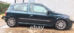 NO RESERVE PH1 Renault Clio 172 2.0 Sport 16v track car 99p start 182 197 RS